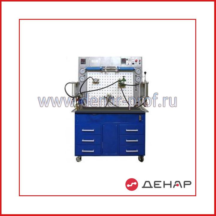 Типовой комплект учебного оборудования «Гидропривод и гидроавтоматика» (СГУ-УН-08-26ЛР-01)
