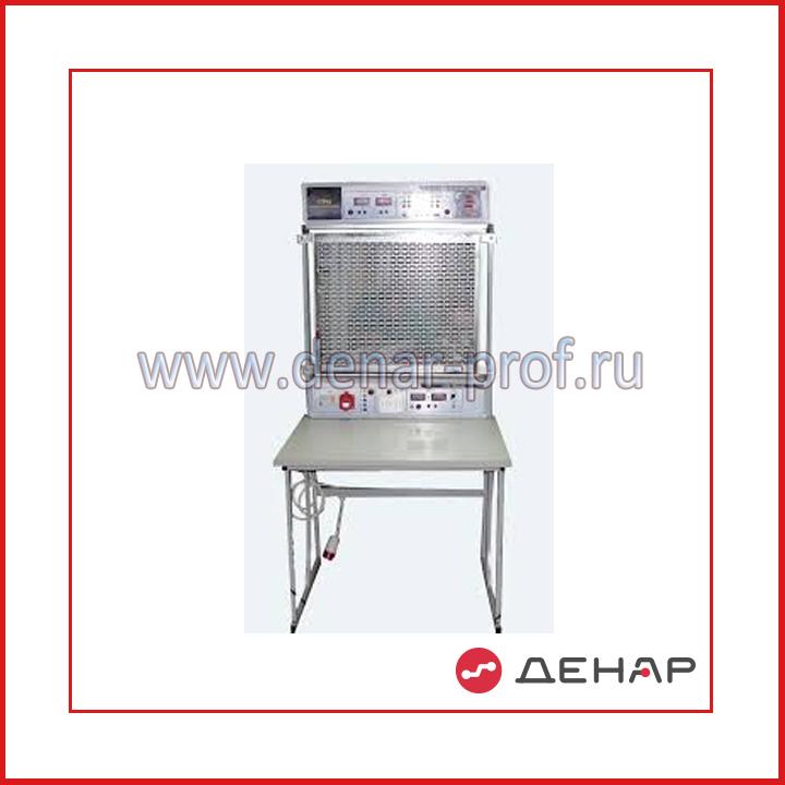 """Комплект учебно-лабораторного оборудования """"Стол электромонтажника начального уровня"""" СЭМНУ-НР-3"""