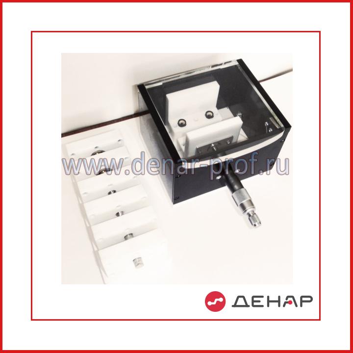 """Измерительная камера ИК2-1 """"Определения пробойных напряжений воздуха при различной конфигурации электродов"""""""