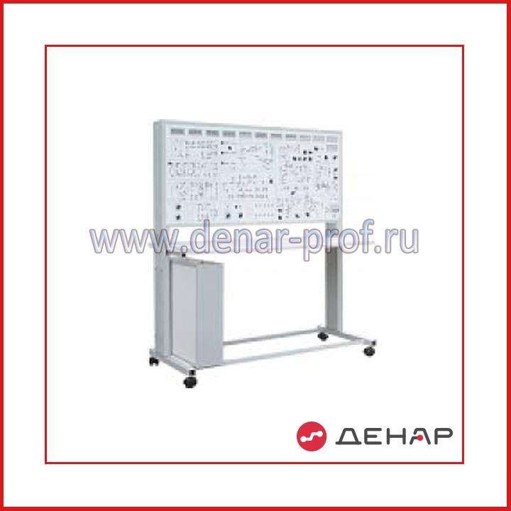 Теоретические основы электротехники и электроники с МПСО НТЦ-01.06.1