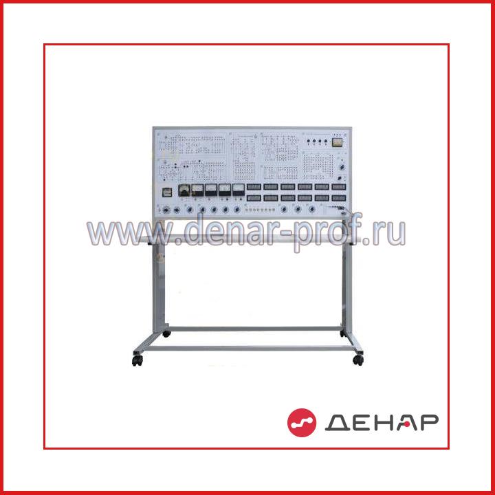 Электрические измерения с МПСО НТЦ-05.08.1