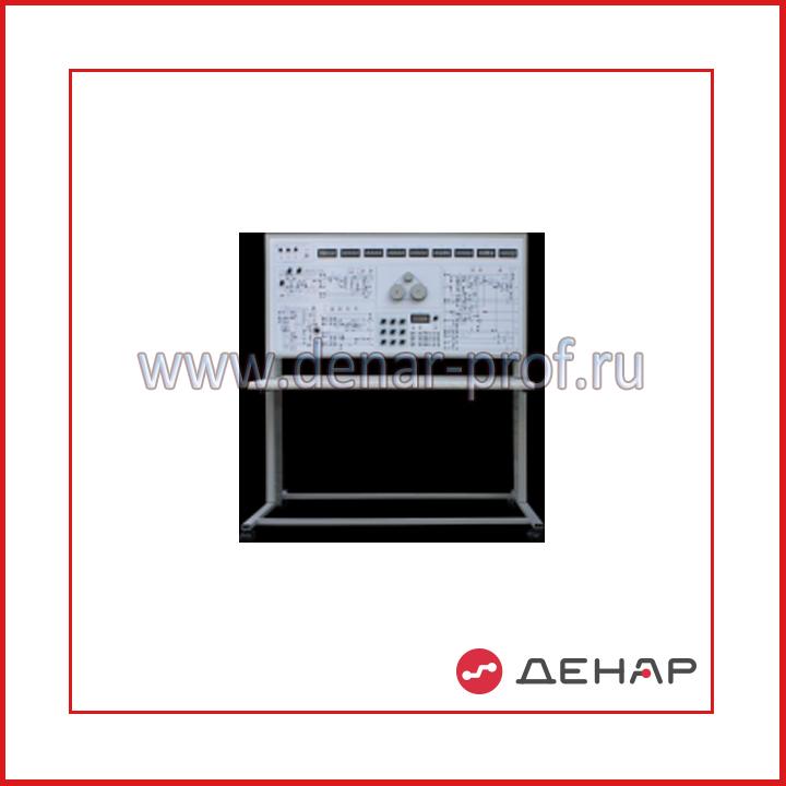 НТЦ-07.02.1 Автоматизированное управление электроприводом с МПСО