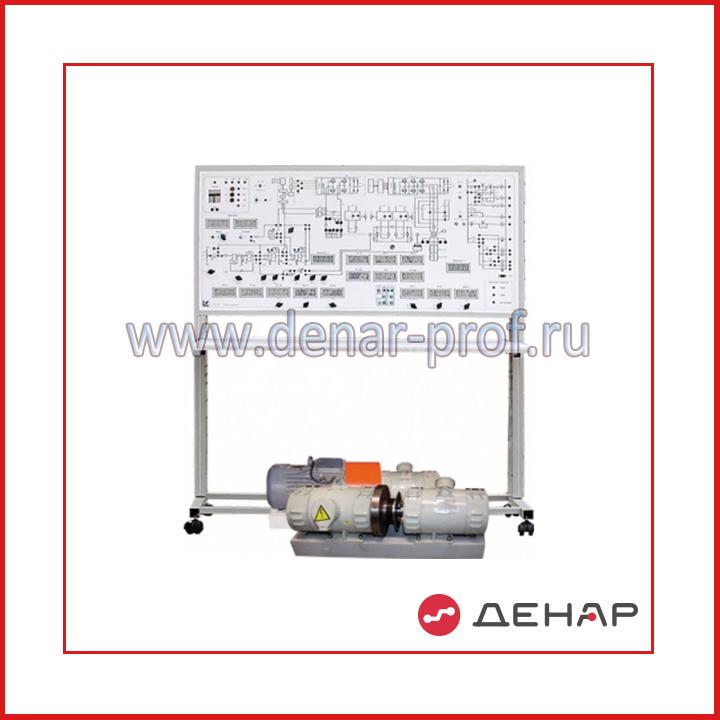 Электропривод с сервоприводом - МПСУ  НТЦ-07.30