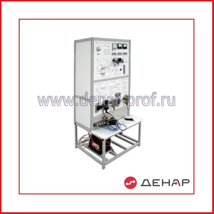 НТЦ-15.42 Системы питания и генераторные установки автомобилей