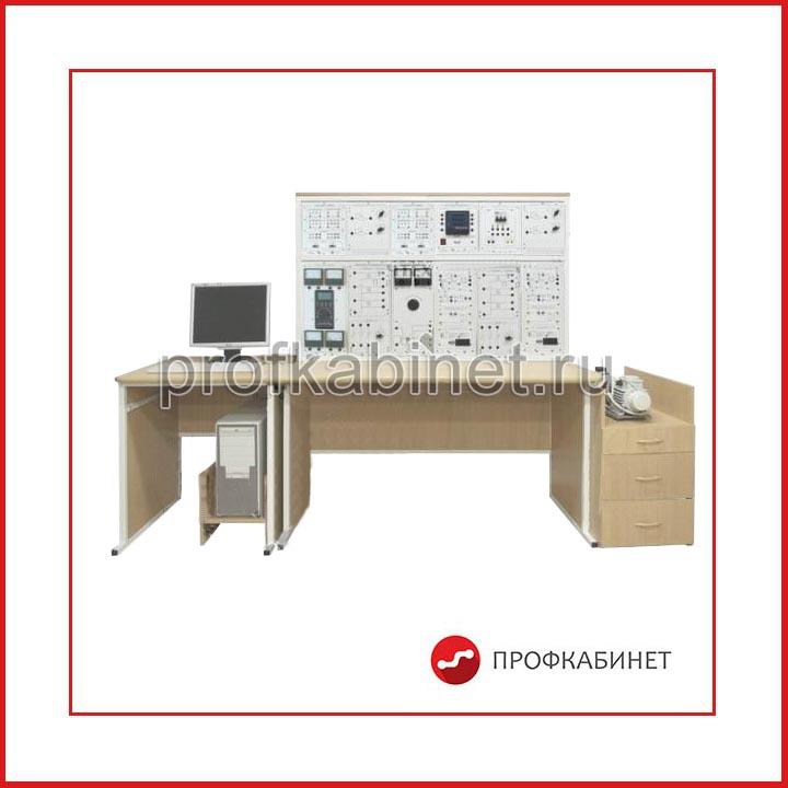 Комплект учебно-лабораторного оборудования  «Электрические машины» ЭМ2-С-К