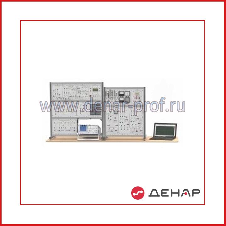 Комплект учебно-лабораторного оборудования  «Электротехника - Силовая электроника» ЭТ1-СЭ-С-К