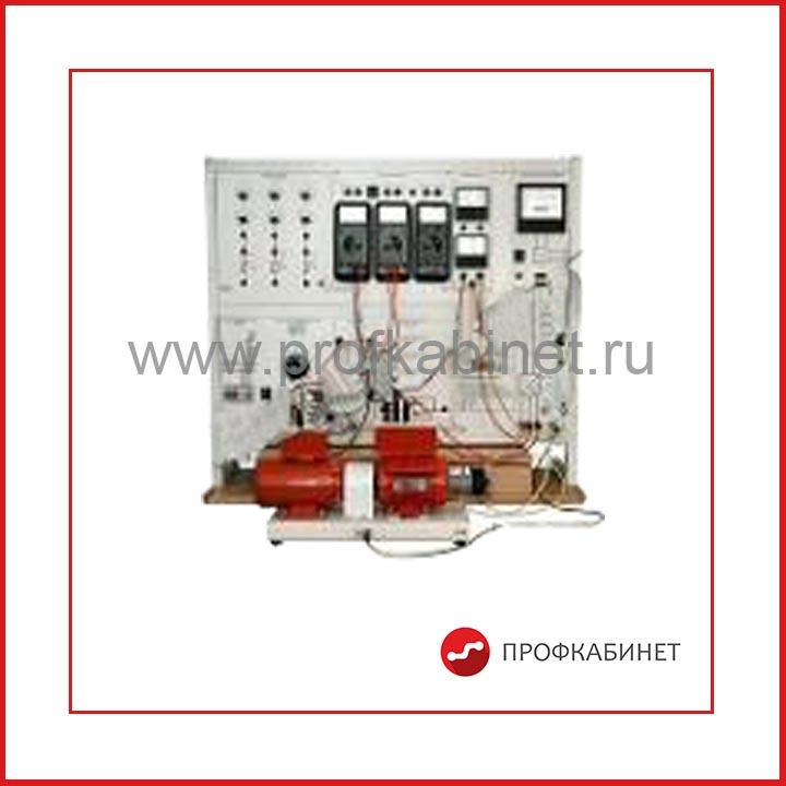 Электрические машины и привод ЭМП1М-Н-Р