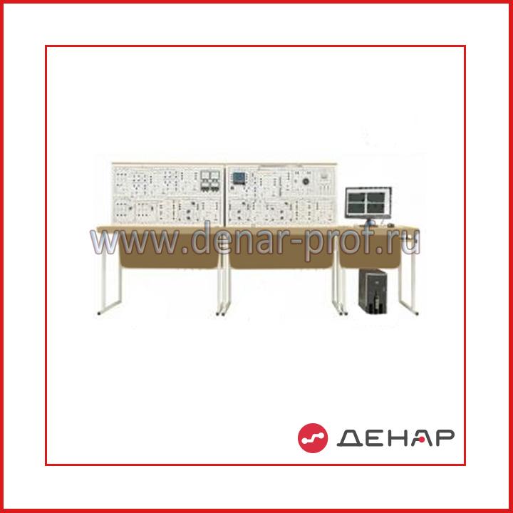 Релейная защита и автоматизация электроэнергетических систем ЭЭ1М-РЗАЭС-С-К