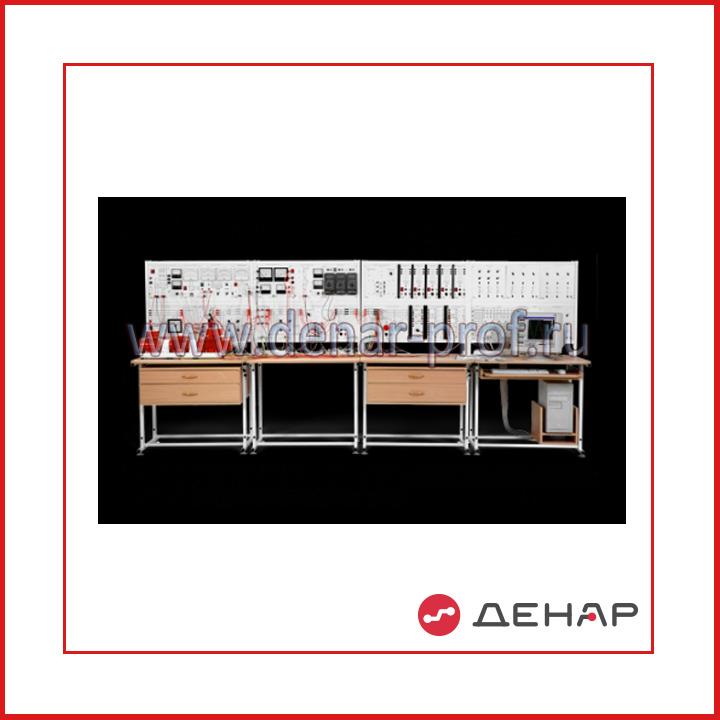 Модель одномашинной электрической системы ЭЭ2М-Б-С-К
