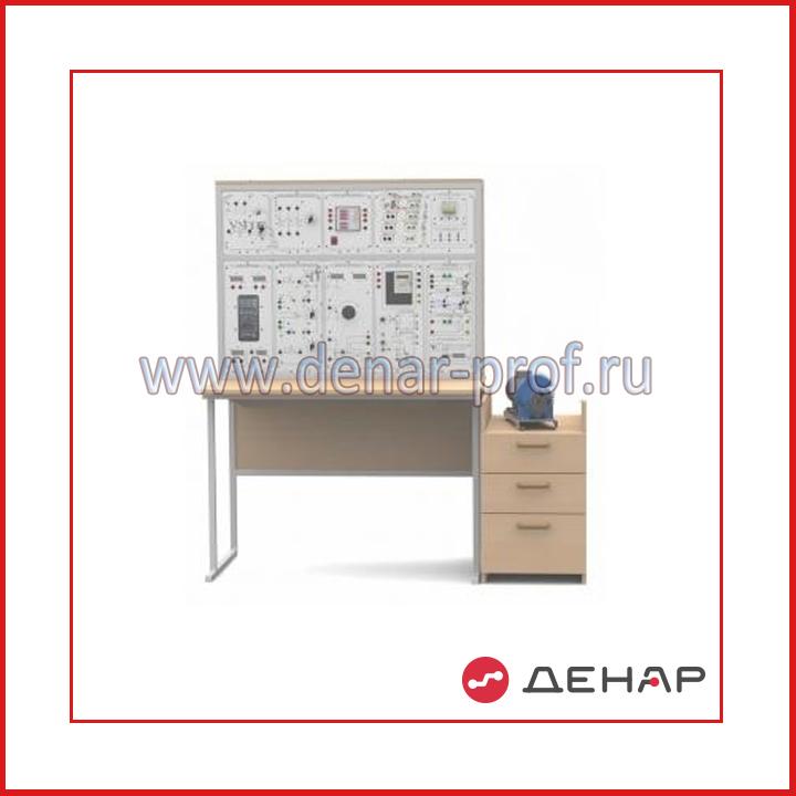 Электрические машины ЭМ2-Н-Р