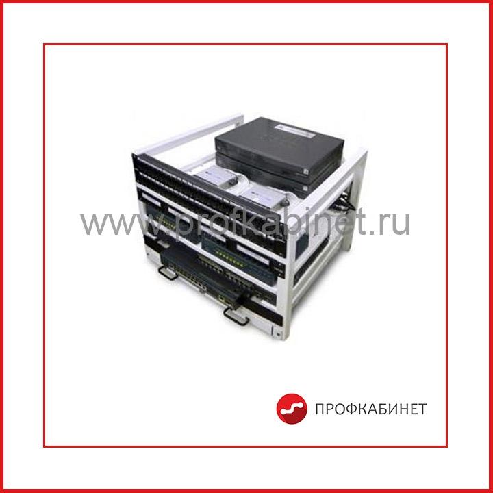 Типовой комплект учебного оборудования «Сетевая безопасность»  SECURITY-CISCO-3