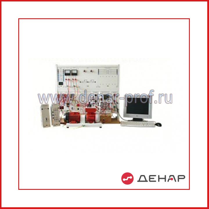 Разомкнутые системы автоматического управления асинхронным двигателем на основе  программируемого реле РУАДПР1-Н-К