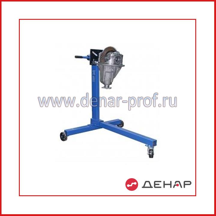 Стенд-тренажер «Главная передача и дифференциал автомобиля ГАЗ»