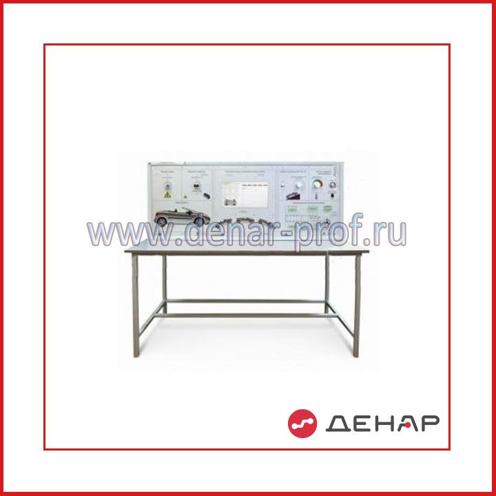 Типовой комплект учебного оборудования «Электросиловые двигательные установки»    ЭСДУ-3-СМВ-С