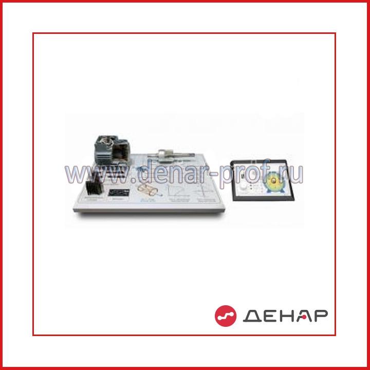 Стенд-планшет  «Асинхронный двигатель с короткозамкнутым ротором» СП-МИ-ЭД-АДКР