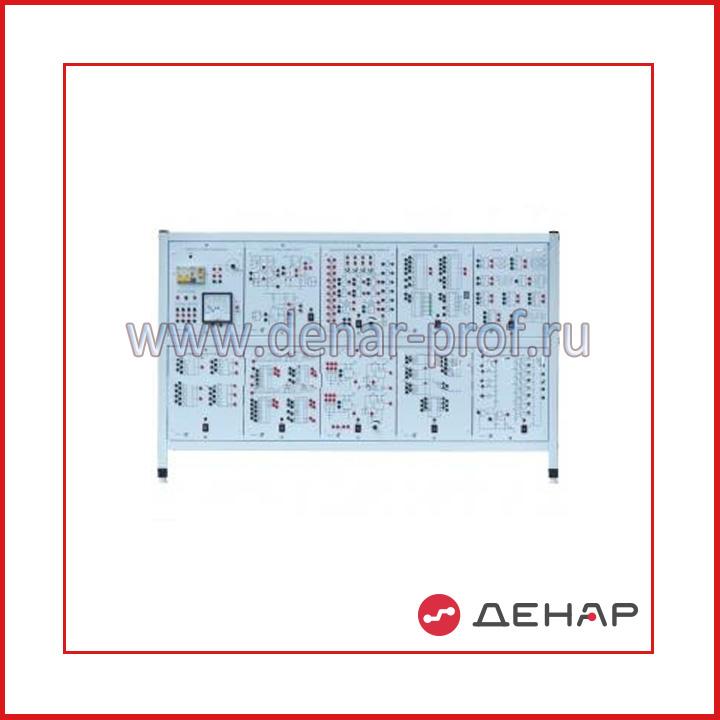 Типовой комплект учебного оборудования «Цифровая электроника», исполнение настольное, компьютерное ЦЭ-НК (без ПК)