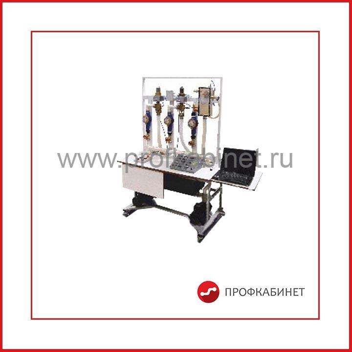 Лабораторный комплекс «Гидроэнергетика - система осевая турбина-генератор» ГСОТГ-010-4ЛР