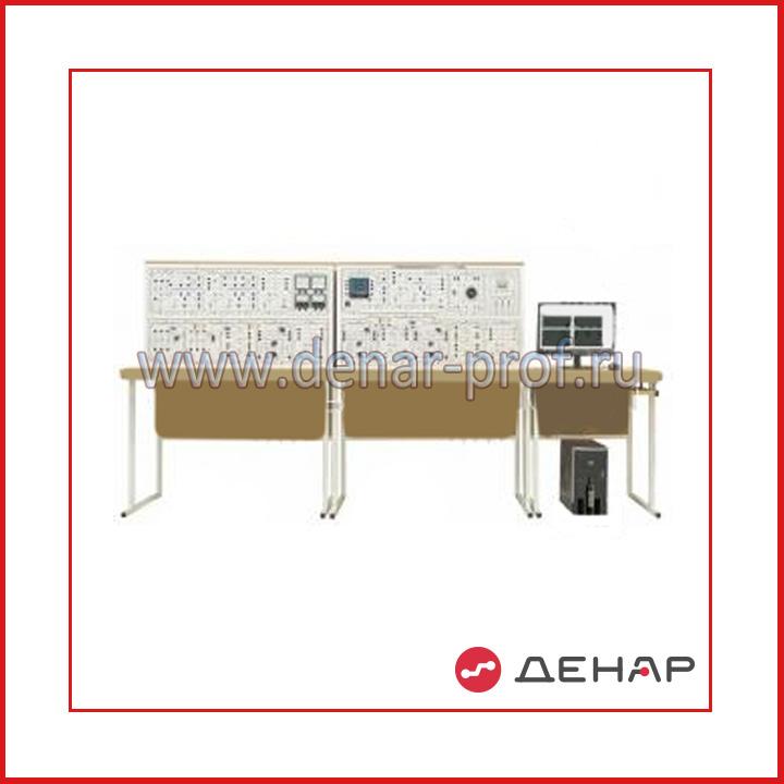 """Типовой комплект учебного оборудования """"Релейная защита, автоматика и качество электрической энергии электроэнергетических систем"""", исполнение стендовое компьютерное, РЗАиК-СК"""