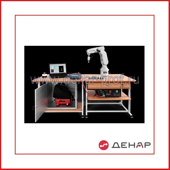 """Типовой комплект учебного оборудования """"Промышленный робот Mitsubishi"""" ПРМ1-С-К"""