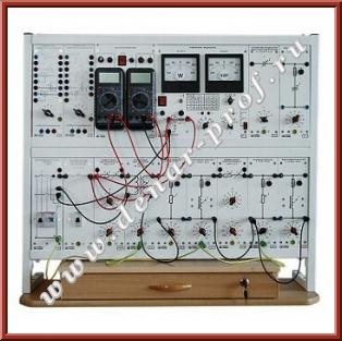 Однолинейная модель распределительной электрической сети ЭЭ1-ОРС-Н-Р