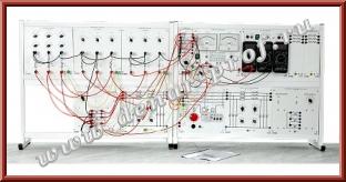 Модель электрической сети ЭЭ1-С-Н-Р