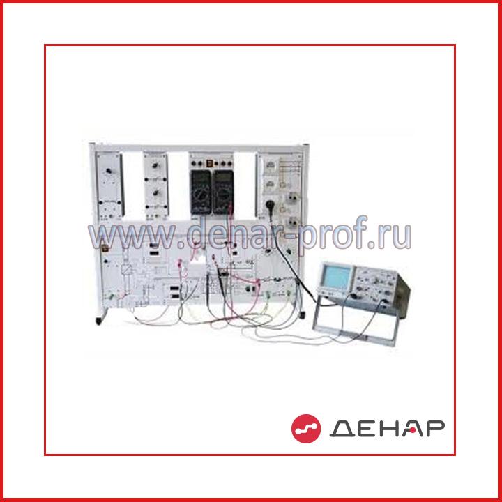 Электрические измерения в системах электроснабжения ЭИСЭС1-С-Р