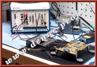 Лаборатория монтажа, настройки, регулировки РЭА