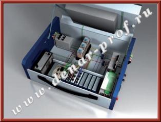 Лаборатория средств распределенного мониторинга расхода и качества электроэнергии