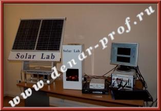 Лаборатория солнечных элементов