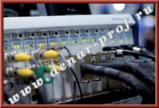 Лаборатория промышленных интерфейсов