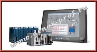 Лаборатория диспетчерского управления и сбора данных на производстве