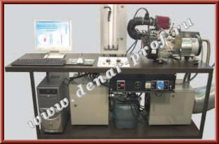Лаборатория инжекторных двигателей внутреннего сгорания