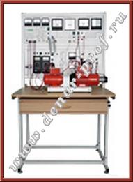 Нетрадиционная электроэнергетика — Электромеханическая модель ветроэлектрогенератора НЭЭ2-ВЭГ-С-Р