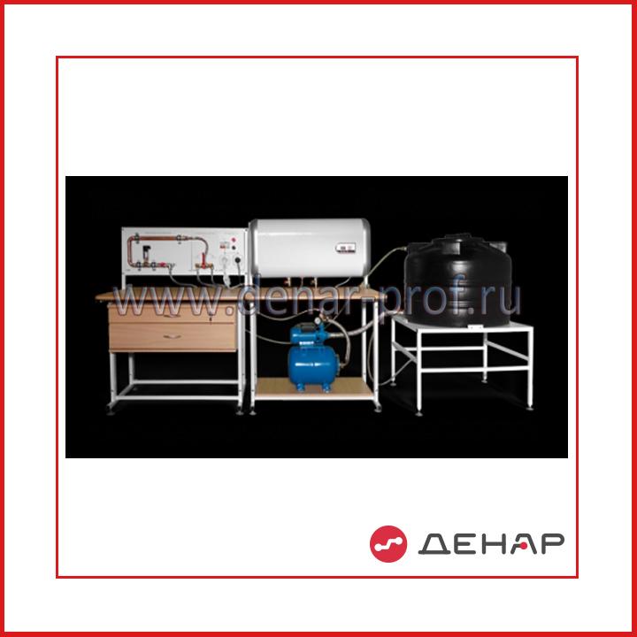 Инструментальный энергоаудит – Теплотехнические измерения при обследовании систем тепловодоснабжения ИЭА1-ТИОСТ-С-К