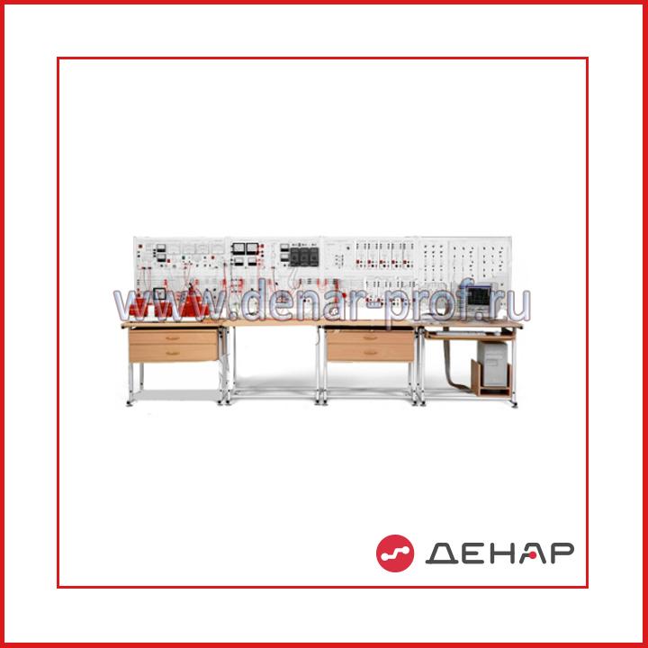 Электроэнергетика — Электрические станции и подстанции ЭЭ1-ЭСП-С-К