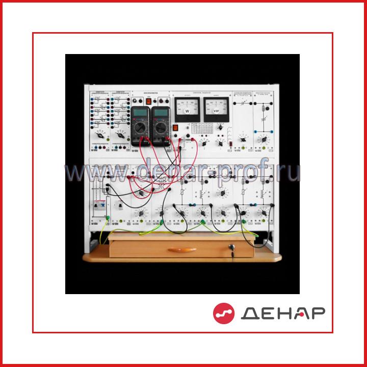 Электроэнергетика — Электроэнергетические системы и сети ЭЭ1-ЭСС-Н-Р