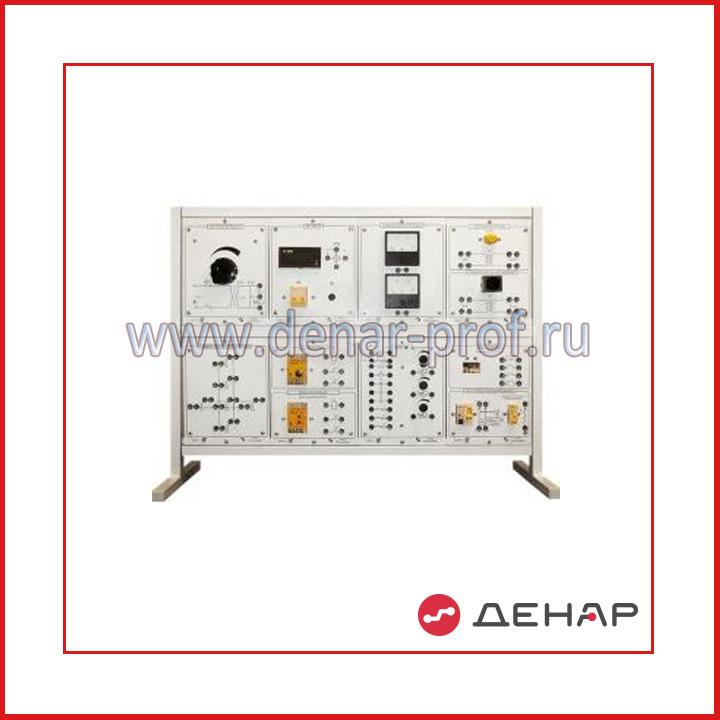 Типовой комплект учебного оборудования «Электроснабжение промышленных предприятий», исполнение настольное, ручное ЭПП-НР