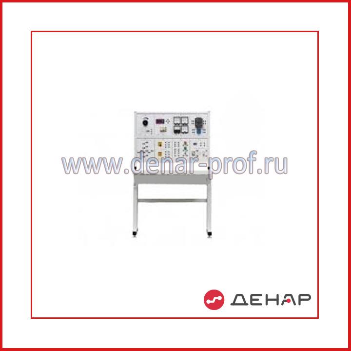 Типовой комплект учебного оборудования «Электроснабжение промышленных предприятий», исполнение стендовое, ручное ЭПП-СР